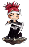 6th Division: Abarai Renji... by Kazhmiran