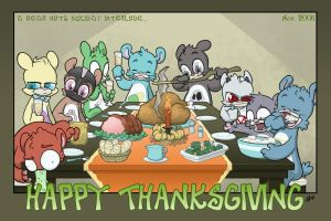 BN Thanksgiving 08 by Sanaril