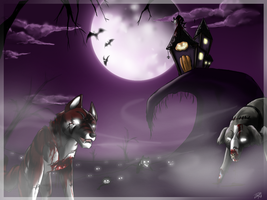 Halloween Contest Entry by Frodse