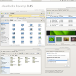 Clearlooks Revamp 0.45 by zentili