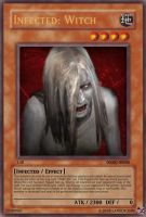 Yu-Gi-Oh - Infected: Witch by LanderQuin