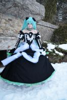Photography: Cantarella Miku 6 by DMinorDucesa