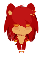 Mini chibi #29 {F} by Delphianaca
