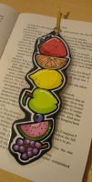 Fruit Pop Bookmark by EvaHolder