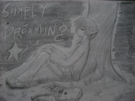 simply dreaming by AnonAzure