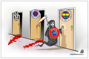 The UEFA knocking on Fenerbahce's door by drifter765