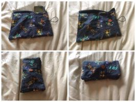 New Majoras Mask 3Ds pouch by shibblesgiggles01