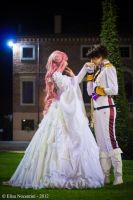 Euphemia and Suzaku - Code Geass by oShadowButterflyo