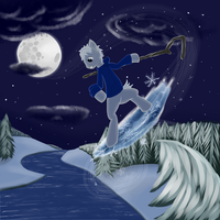 Jack Frost by vanzer87