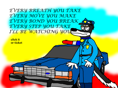 the State Police...Sing The Police? by Bolt-N-Dug-fancomics