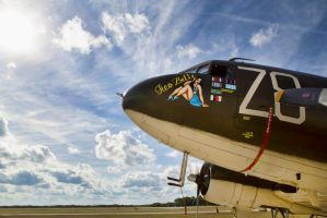 World War II era C-47 Tico Belle by TomFawls