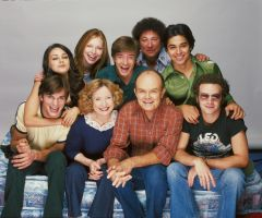 The cast by That70sShowFans