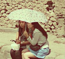 japonese ladies in pompei by cagriilban