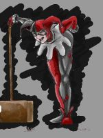 Harley Quinn by Lorredelious