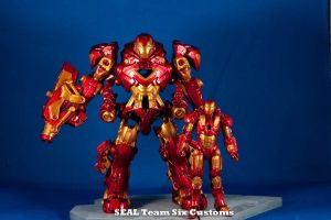 Iron Man Mech 1 by TheProsFromDover