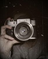 Old camera by 97lessi