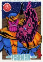 Thanos PSC by Foreman by chris-foreman