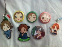 Akon 25 goodies~ by AlternianButterfly