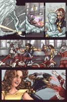 Ultimate X-Men Sample pg 3 by AdamWithers