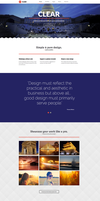Clear - Multipurpose Muse Theme by styleWish