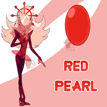 A - Red Pearl by Seopai