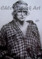 Dougie Poynter Commission by ItsCloctorArt