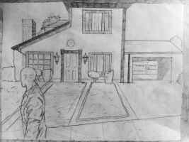 House drawing by DiegoE05