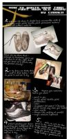 PAINT YOUR SHOES by c200631