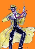 Dick Tracy by theaven