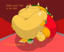 Bowser Day by FangWolf23