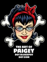 Paigey and Crossbones by paigey