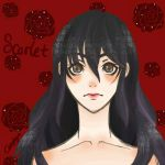 Scarlet by kagome14c
