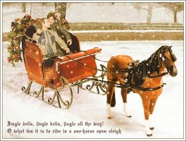 Sleigh Ride by Mella68