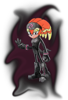 Shade the Echidna by DreamBex