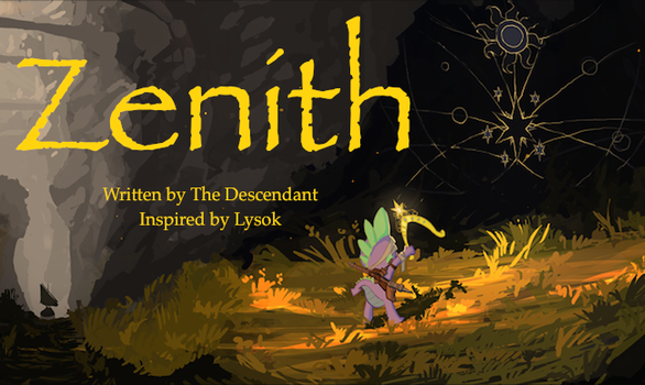 Zenith: Chapter 1 by TheDescendantofKehAn