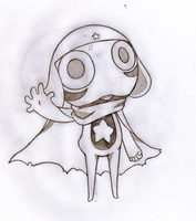 Dark Keroro Request by Sad-Senpai