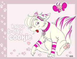 To Cookie by regiph