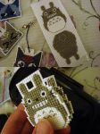 Totoro And Cats by shinwolf