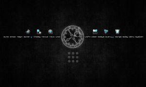 Rainmeter Desktop feb2010 by Demolitionation