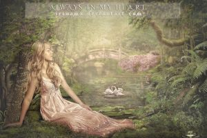 Always in my heart by irinama