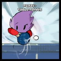 FUZZY + TABLE TENNIS by CentralCityTower