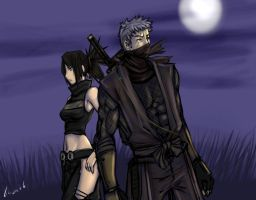Tenchu - Night by buuzen