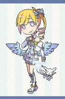 Angelic Adopt Offer [CLOSED] by Miehana