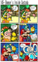 Bowser's Inside Cestoda by BrokenTeapot