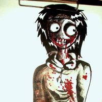 Jeff the killer (edited version) by floriyon