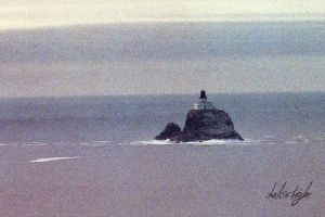 Tillamook Rock Lighthouse by cheslah
