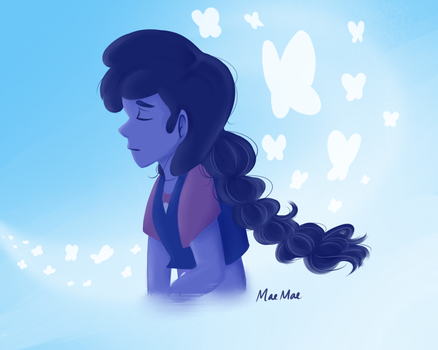 Here Comes A Thought by maeven3