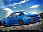Ford  Falcon Tuning. Version 2 by Johnny-Designer