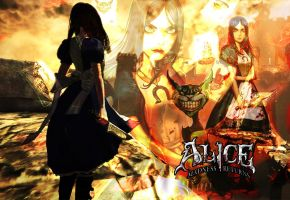 Alice Madness Returns by GuardianPat
