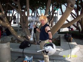 Ginta Cosplay by foxanime101
